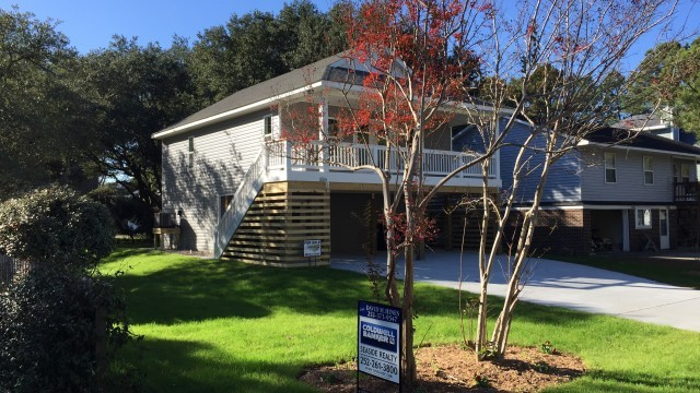 Outer Banks Spec House for Sale